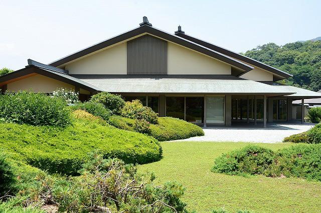 【生口島】平山郁夫美術館 イメージ