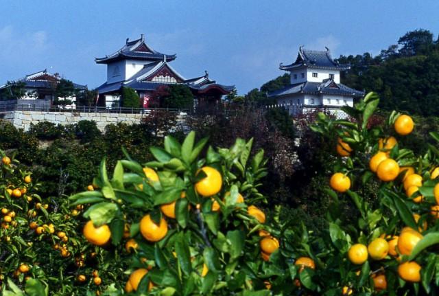 【因島】因島水軍城 イメージ